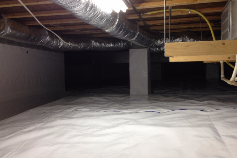 Encapsulating Your Crawl Space
